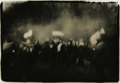 "Vladislav Krasnoschek, 'From the ""Maidan"" series.'"