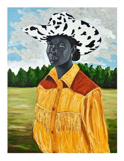 Otis Kwame Kye Quaicoe, 'Rancher', 2021
