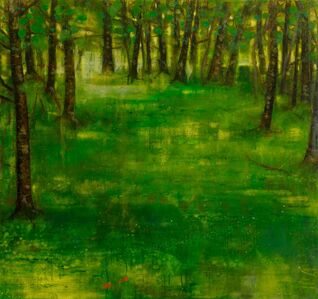 Katherine Bowling, 'Walk in the Woods', 2020