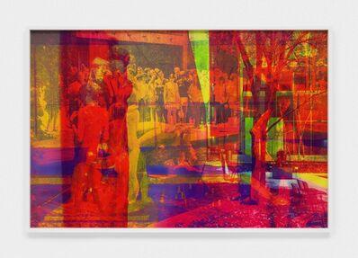 James Welling, 'Kusama', 2014