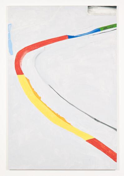 Koen van den Broek, 'The Del - Green, Blue, Red, Yellow, Red', 2014