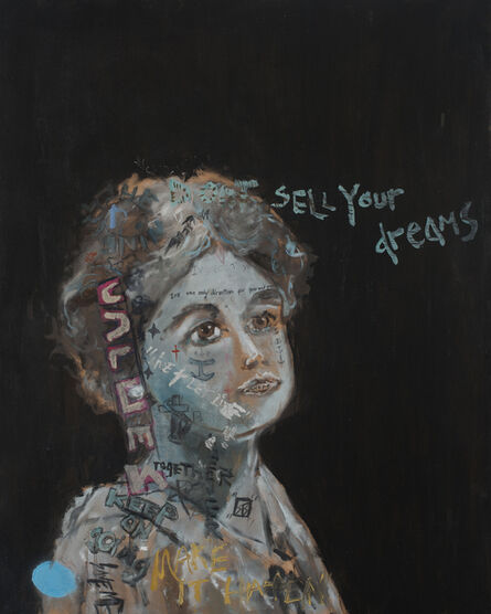 Sam Jackson, 'Dont Sell Your Dreams ', 2018