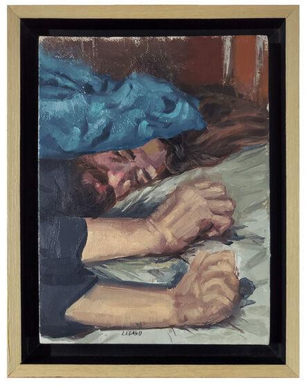 Leeahd Goldberg, 'Sleeping (self portrait)', 2020