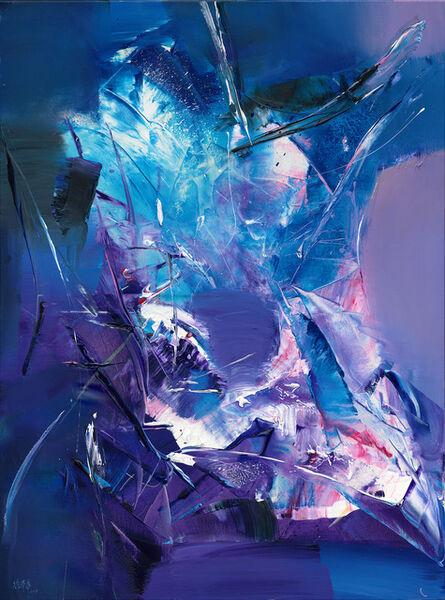 Jessica Pi-Hua Hsu, 'A Flying Light Body', 2011