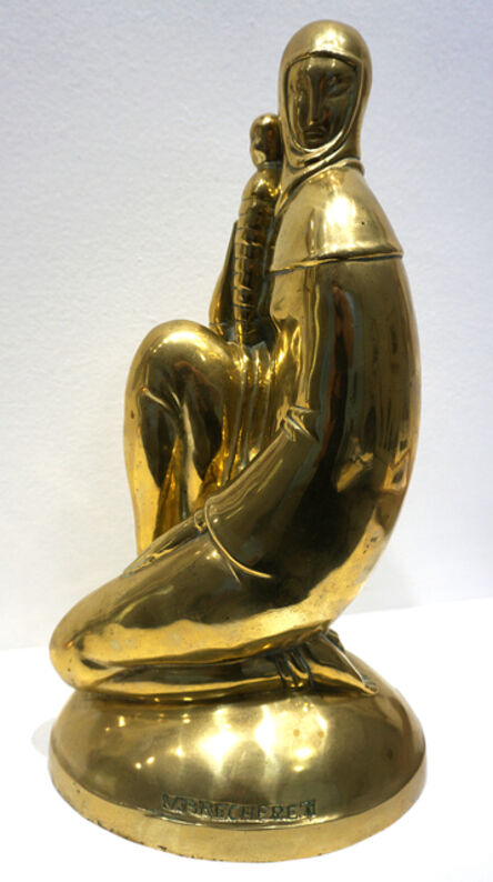 Victor Brecheret, 'Virgem', 1923-1925