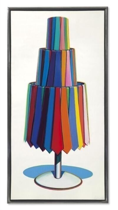 Wayne Thiebaud, 'Tie Rack'