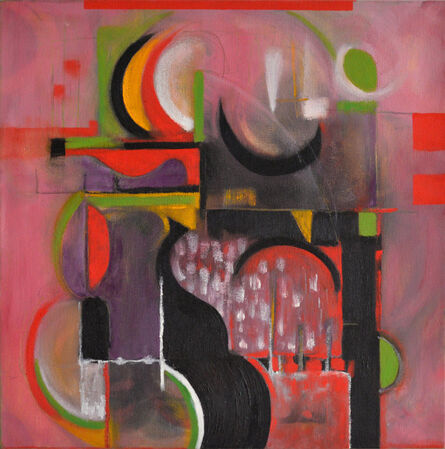 Carol Massa, 'Snow Moons', 2015