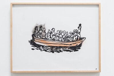 Kathleen Henderson, 'Woman Boat', 2014