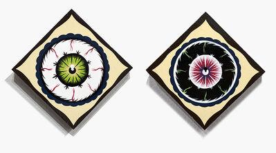 Ken Davis, 'Eye +, Eye - (Small)'
