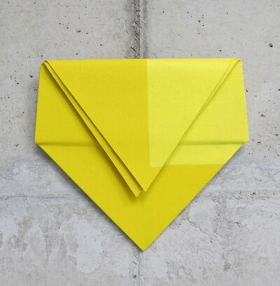 Luciano Figueiredo, 'Relevo (amarelos)', 2014