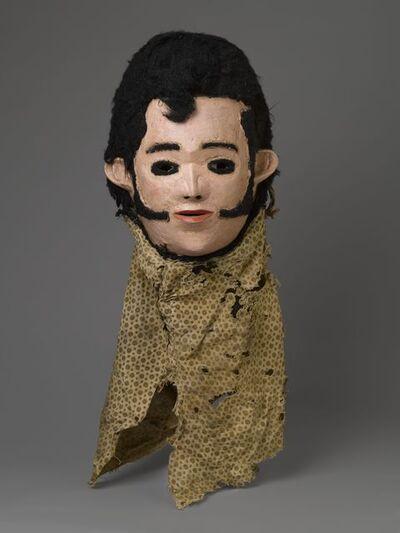 "Unidentified Chewa Artist, '""Elvis"" Mask for Nyau Society', 1977"