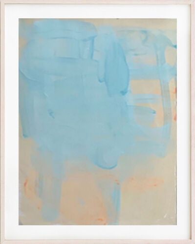 Yvonne Robert, 'Studies Neon 02 (Blue)', 2021