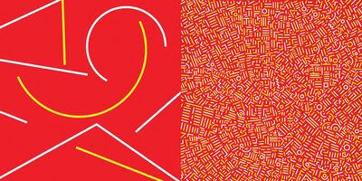 Lu Xinjian 陆新建, 'Mendrisio (diptych)', 2012