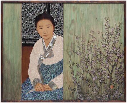 Kim Duck Yong, 'The Grain - Spring', 2017