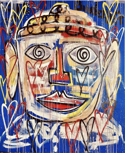 Domingo Zapata, 'Budha (Ray)', 2020
