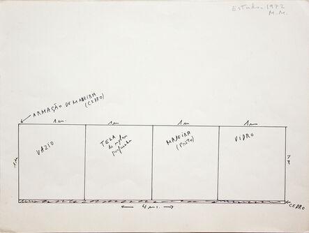 Montez Magno, 'Untitled', 1072