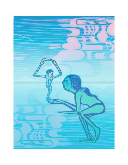 Libby Hague, 'MYSTERY, Arctic Grace', 2020