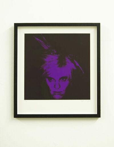Gavin Turk, 'Fright Wig (Purple)', 2010