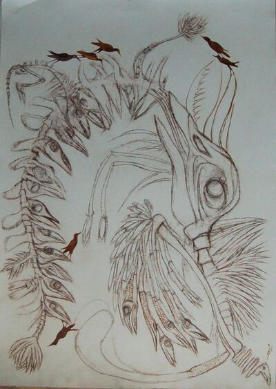 Dhali Al Mamoon, 'Lost Memory 4', 2014