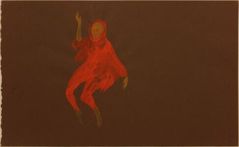 Cameron, 'Untitled (figure in red)', n.d.