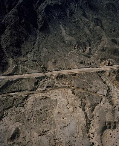 Pablo López Luz, 'Imperial County  - Baja California I, Frontera USA - México', 2014