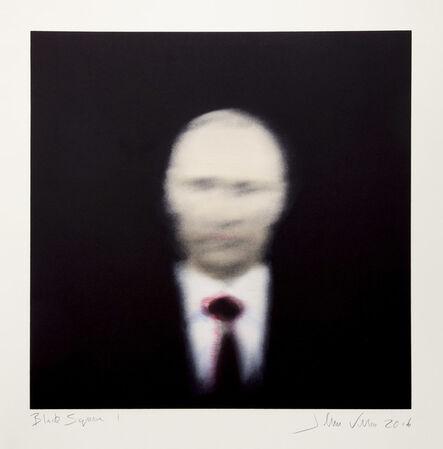John Keane, 'Black Square 1', 2016