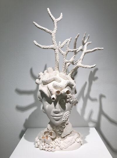 Yonetani Ken + Julia, 'Dysbiotica - Head 2', 2020