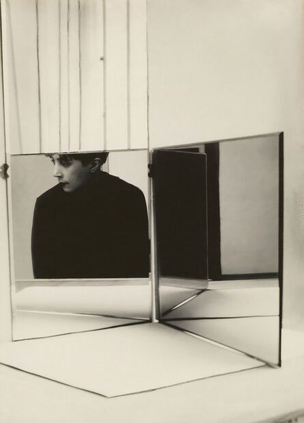 Florence Henri, 'Portrait Composition (Margarete Schall)', 1928