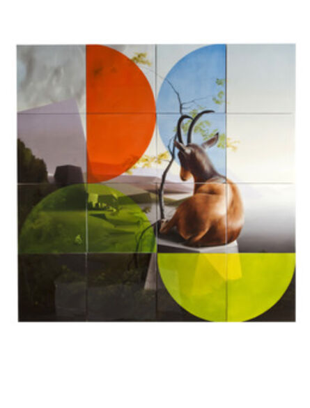 Sam Leach, 'On the Rhodian shore', 2014