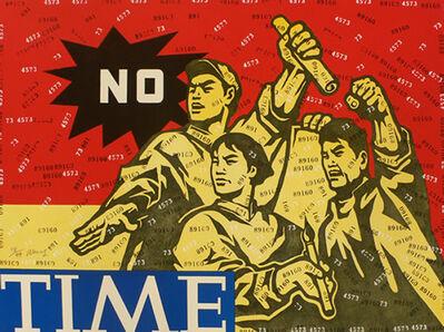 Wang Guangyi 王广义, 'Time ', 2005
