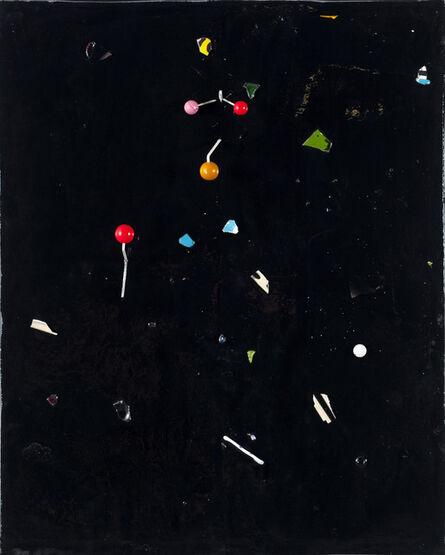 Piero Golia, 'Constellation Painting #5', 2011