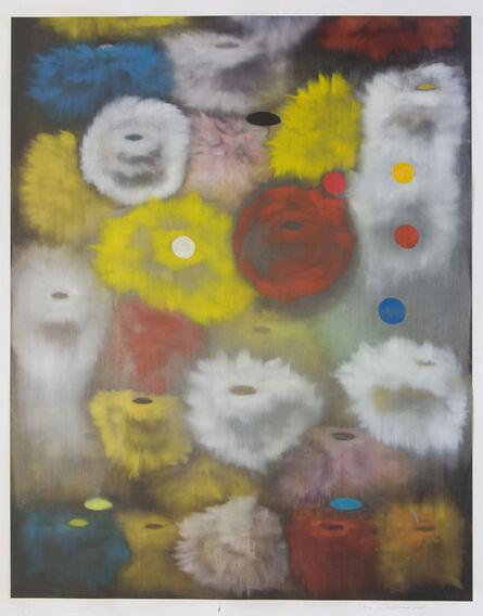 """Ross Bleckner, '""""Untitled II"""", #1 of 15', 2011"""