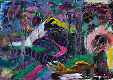 Misheck Masamvu, 'Ranked Heads', 2016