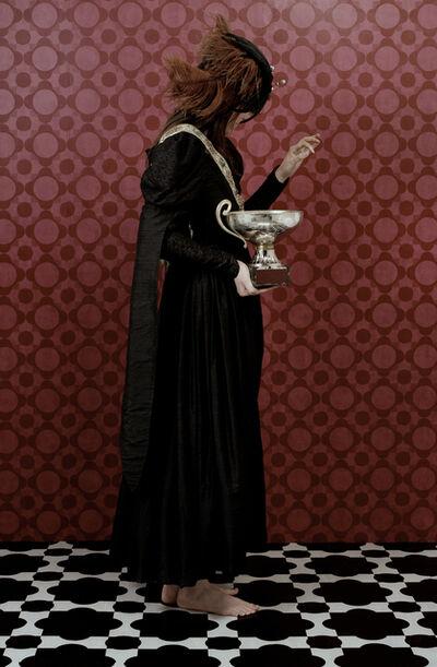 Stine Nielsen Ljungdalh, 'Portrait Miss Isotope, Paralysis', 2004