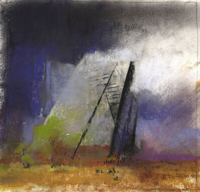 John Harris, 'The Approach to the Abandoned Lands'