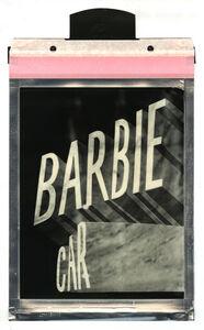 Corey Escoto, 'Barbie Car', 2016