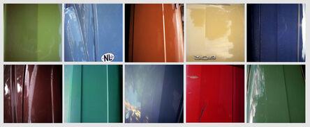 Jan Dibbets, 'Colour Studies', 2007
