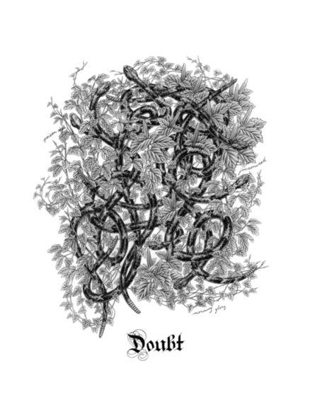 Eric Beltz, 'Doubt Knot', 2014
