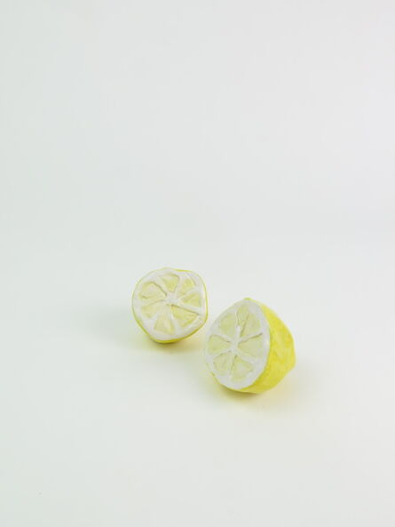 Rose Eken, 'Two Half Lemon', 2018