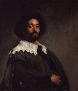 Diego Velázquez, 'Juan de Pareja (1606–1670)', 1650