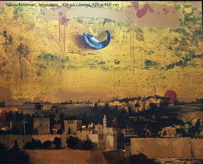 Yaakov feldman, 'Jerusalem', 1969-now