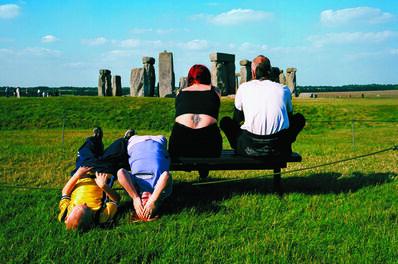 Matthew Murray, 'Stonehenge, England', ca. 2001