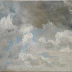 John Constable, 'Cloud Study', ca. 1822
