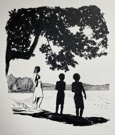 Sebastian Blanck, 'Family Tree', 2021