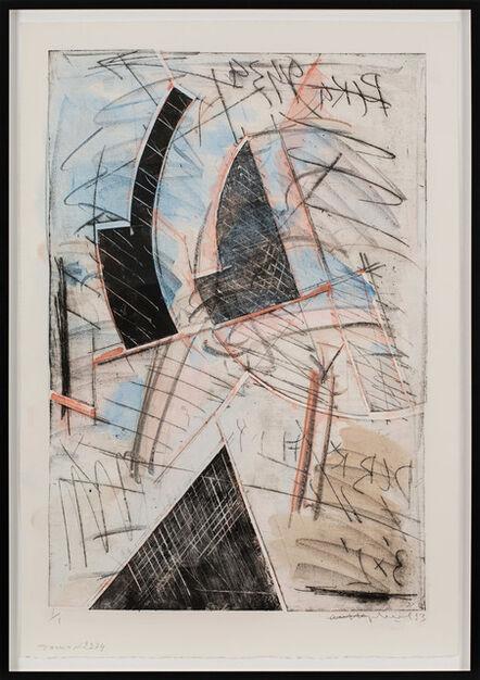 Oleg Kudryashov, 'Composition (Plate 2274)', 1993