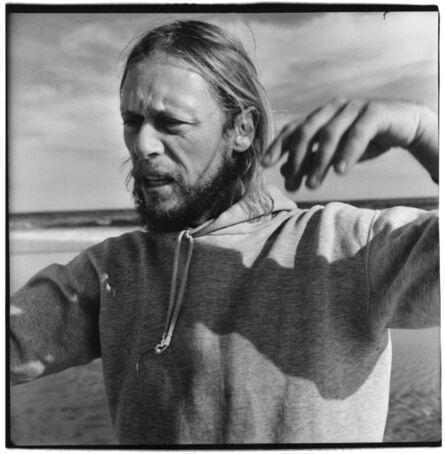 Peter Hujar, 'Paul Thek (in hooded sweatshirt)', 1975