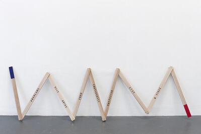 Derek Sullivan, 'Rules', 2012