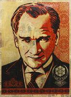 Shepard Fairey, 'Mustafa Kemal Atatürk', 2008