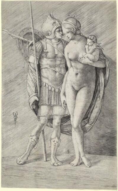 Jacopo de' Barbari, 'Mars and Venus', ca. 1509/1516