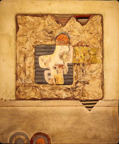 Nabil Anani, 'A Village', 1991